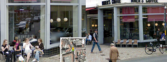 Google Street View Collage in Bielefeld